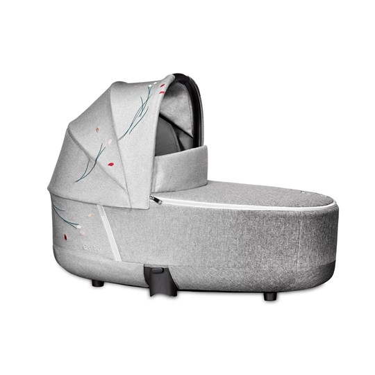 Cybex Priam Lux Kantokoppa Fashion Edition Koi Mid Grey