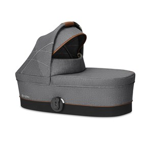Image of Cybex Balios Carrycot S Denim Manhattan Grå One Size (1332453)