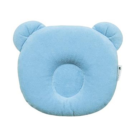 Candide Panda Baby Pillow Blue Sand