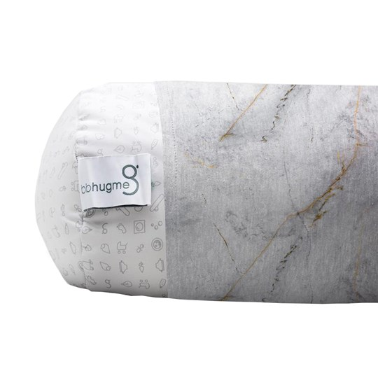 bbhugme Pregnancy Pillow Cover Marble Marble