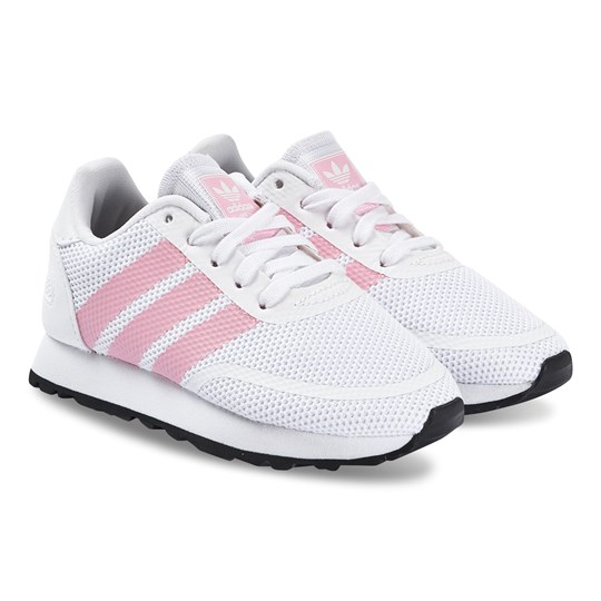 adidas Originals Kids Sneakers White/Pink ftwr white/light pink/core black