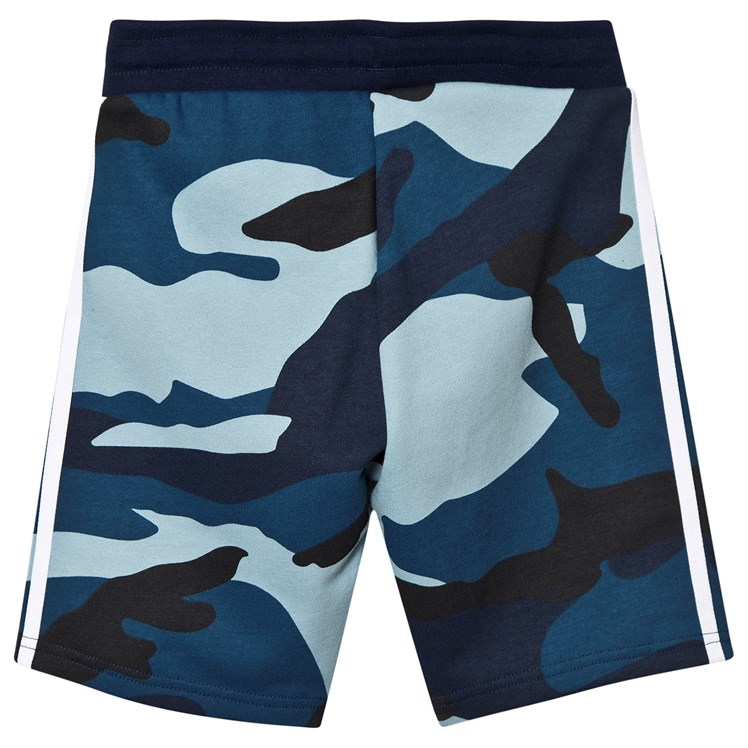Adidas Originals Camouflage Board Shorts Multicolor
