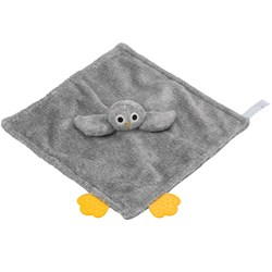 rattstart Owls Cuddle Doll with Teether