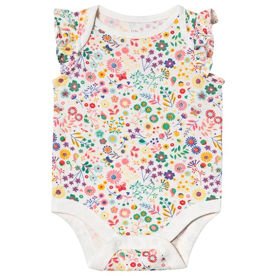 Gap Floral Baby Body Ivory Frost IVORY FROST FLORAL