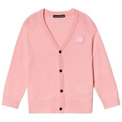 Acne Studios Mini Neve Cardigan Blush Pink