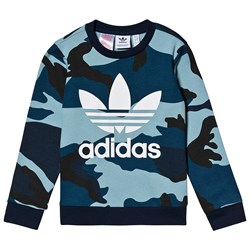 adidas Originals Camo Branded Tröja Multifärg