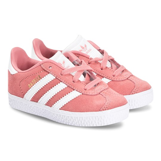 adidas Originals Gazelle Sneakers Rosa/Vit TACTILE ROSE F17/ftwr white/ftwr white