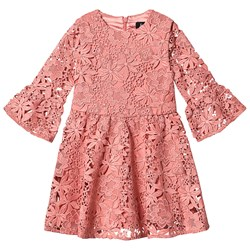 Bardot Junior Ciara Lace Dress Mauveglow