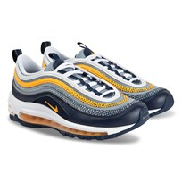 28a1bbaaaeb NIKE Air Max 97 Junior Sneakers Midnight Navy/Laser Orange 400