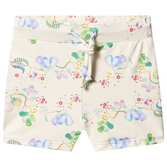 Mini A Ture Gerry Shorts Gul Anis Blomst Yellow Anise Flower