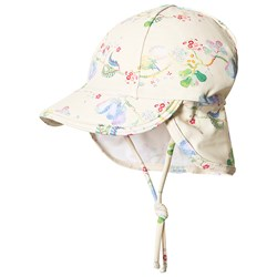 Mini A Ture Gustas UV Hat Yellow Anise Flower