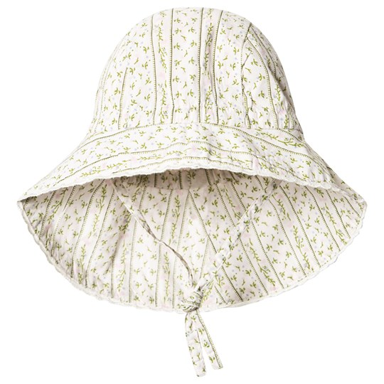 Mini A Ture Thia Hat Off White/Delicacy Pink Delicacy Pink