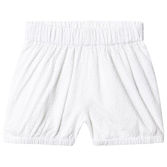 Mini A Ture Snefrid Shorts White White