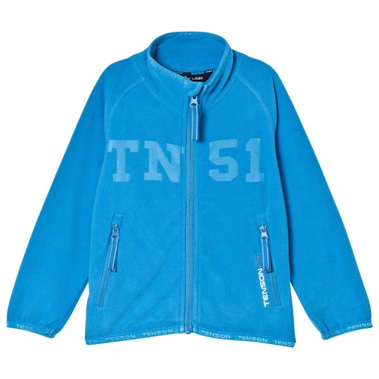 Tenson Lou Fleece Jacket Blue Blue