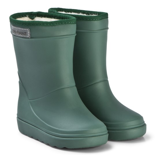 EnFant Thermo Boot Green Green