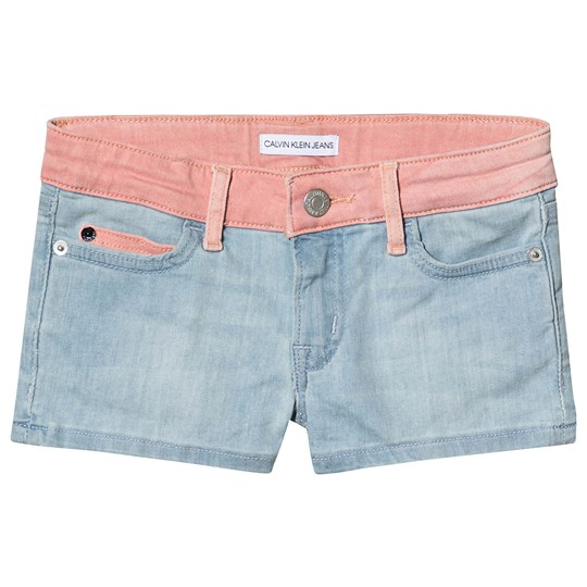 Calvin Klein Jeans Contrast Western Shorts 911