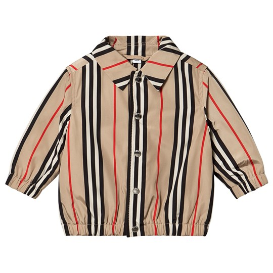Burberry Icon Stripe Jacket Archive Beige A7026