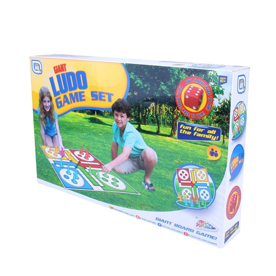 Motion Kids Giant Ludo Game