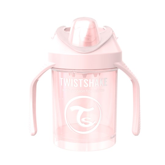 Twistshake Mini Cup 230 ml Pearl Pink Pearl Pink