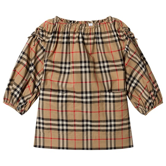 Burberry Vintage Check Dress Archive Beige A7028