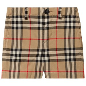 Image of Burberry Sean Ternet Shorts Beige 6 months (1373187)