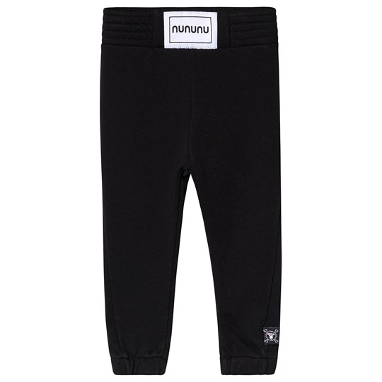 NUNUNU Boxing Sweatpants Black Black
