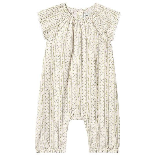Mini A Ture Constance Jumpsuit Off White/Delicacy Pink Delicacy Pink