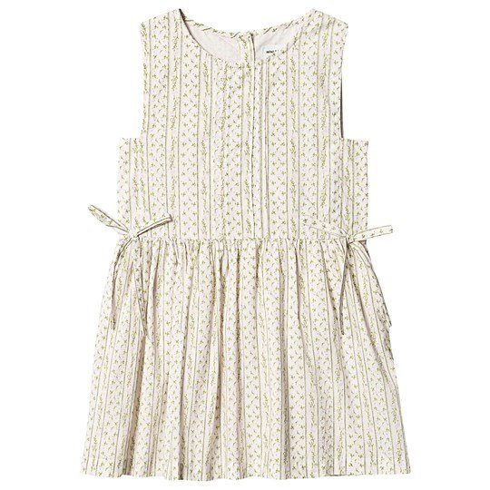 Mini A Ture Sofie Dress Off White/Delicacy Pink Delicacy Pink