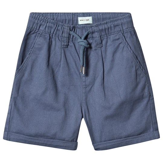 Mini A Ture Cody Shorts Blue Horizon Blue Horizon