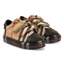 6e0992439c2 Burberry Vintage Sneakers Antique Yellow and Black A1189