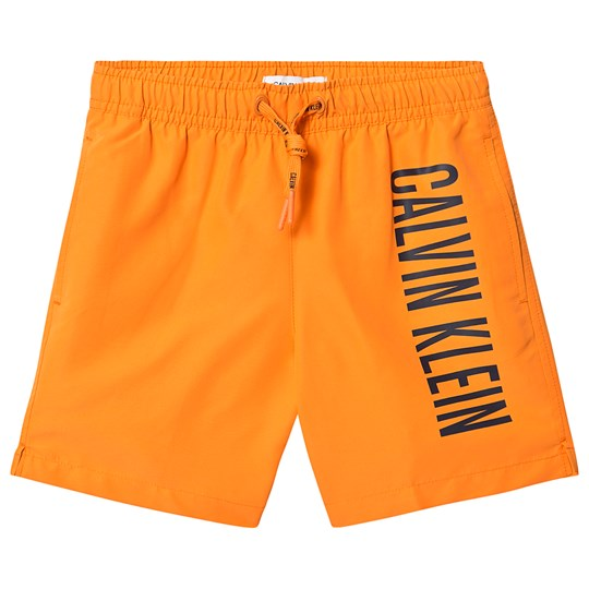 Calvin Klein Branded Badbyxor Orange 804