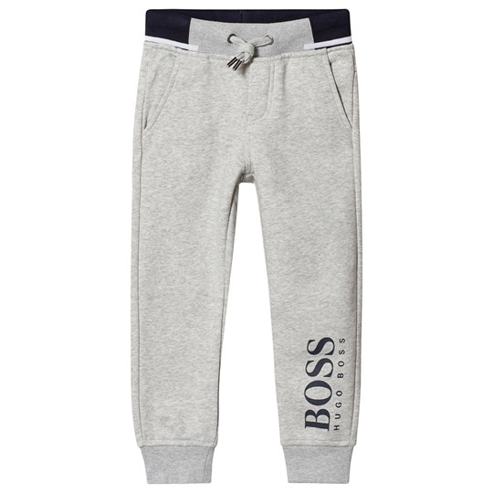 BOSS Logo Sweatpants Grey A07