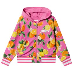 Juicy Couture Orange Orchard Jacka Rosa