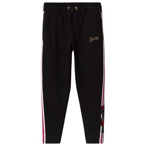 Juicy Couture Berry Logo Sweatpants Black 6-7 years