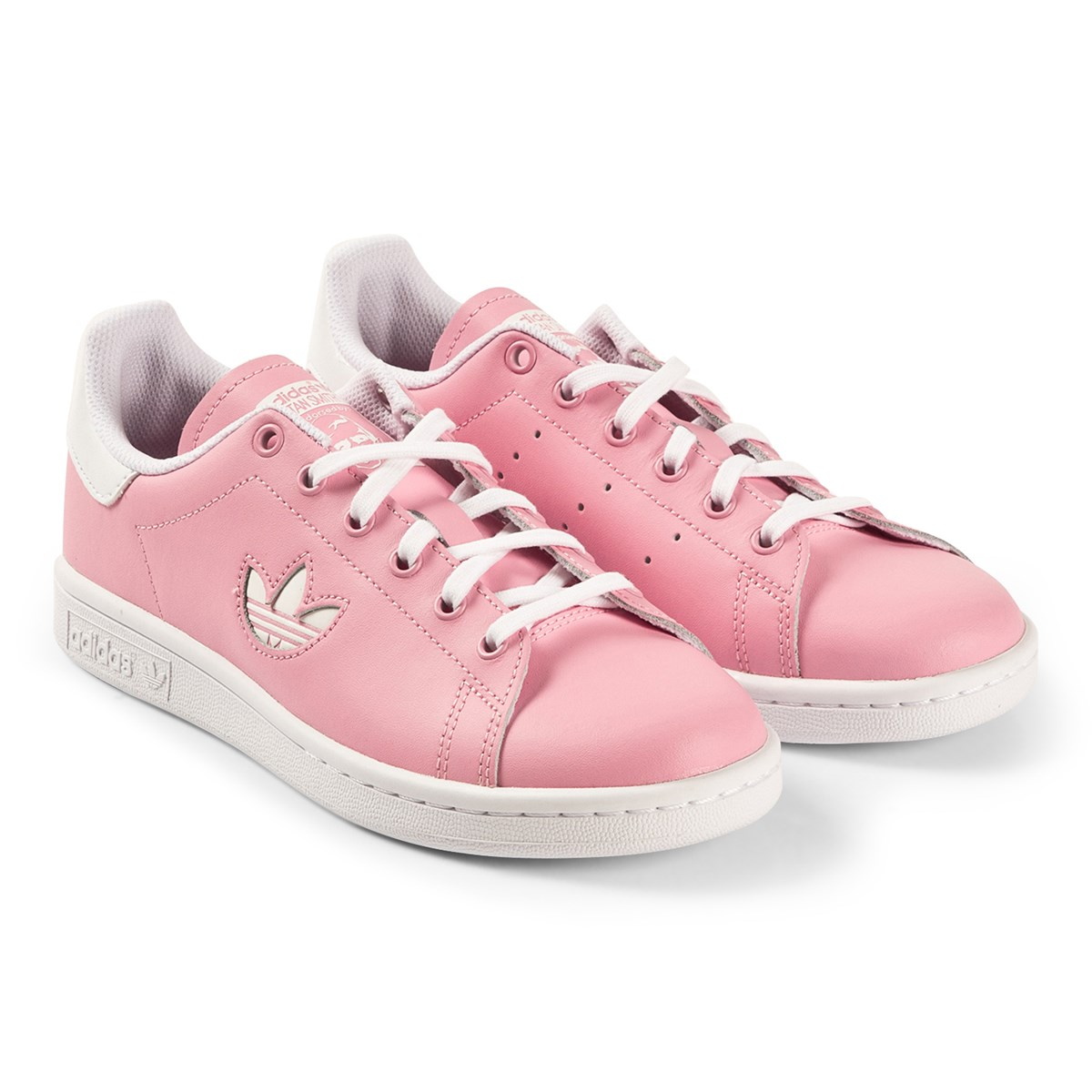 outlet store ac4cb 9aeb3 adidas Originals - Stan Smith Sneakers Pink - Babyshop.com