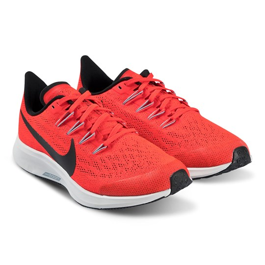 NIKE Air Zoom Pegasus 36 Performance Sneakers Bright Crimson 600