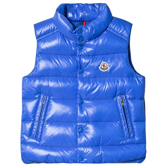 Moncler Tib Täckväst Royal Blue 709