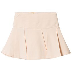 Chloé Pleated Milano Skirt Pink
