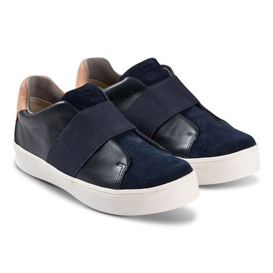 By Nils Malung Sneakers Navy