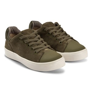 Image of By Nils Dalfors Sneakere Army Green 32 EU (1315533)