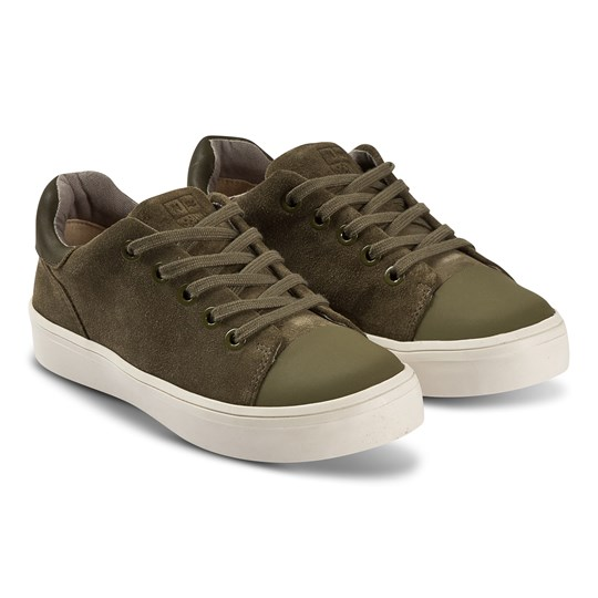 By Nils Dalfors Sneakers Army Green
