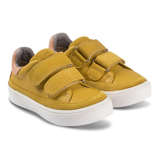 By Nils Leksand Sneakers Yellow