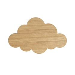 ferm LIVING Cloud Lamp - Oiled Oak