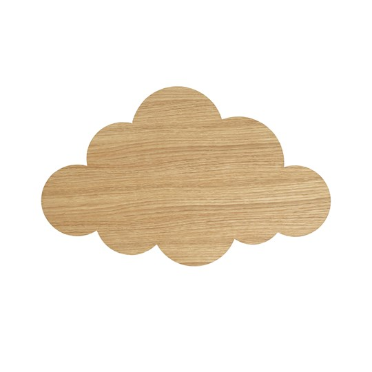 ferm LIVING Cloud Lamp - Oiled Oak Oiled Oak