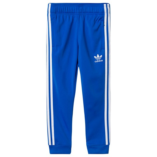 adidas Originals Superstar Sweatpants Blue BLUEBIRD/white