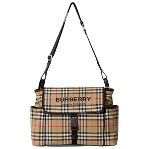 Image of Burberry Check Changing Bag Archive Beige ONE SIZE (1373425)