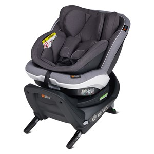 Bilde av Be Safe Izi Twist B I-size Car Seat Metallic Melange One Size