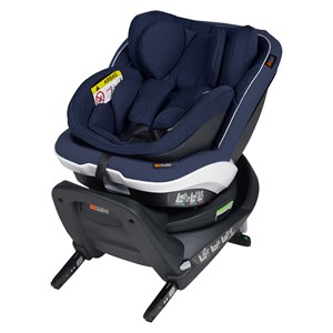 Bilde av Be Safe Izi Twist B I-size Car Seat Navy Melange One Size