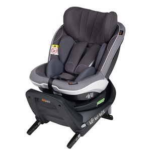 Bilde av Be Safe Izi Twist I-size Car Seat Metallic Melange One Size