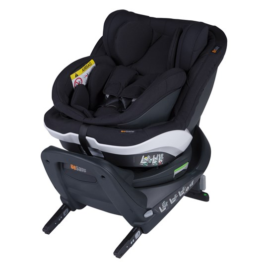 Be Safe iZi Twist B i-Size Car Seat Fresh Black Cab Fresh Black Cab